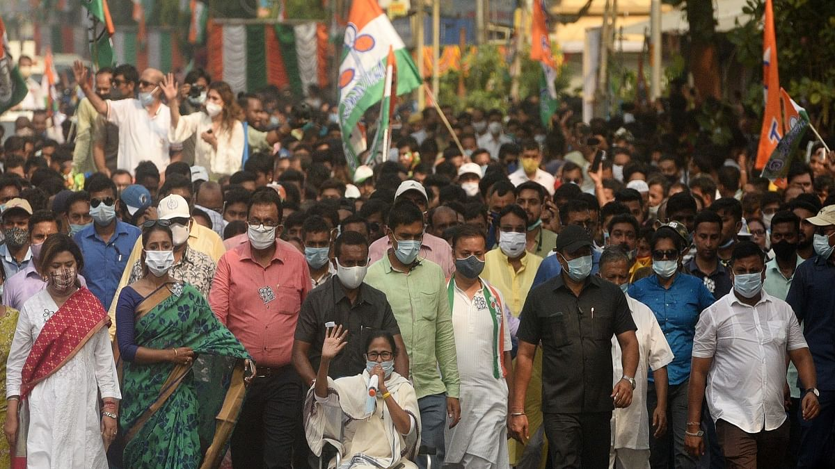 Mamata  may retain power in Bengal but will have a tough opposition  to deal with