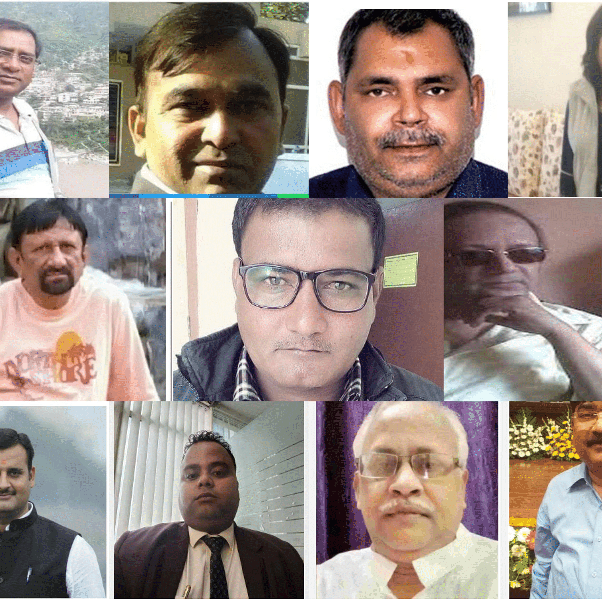 Several UP-based journalists succumb to COVID; some due to lack of medical care, others during treatment