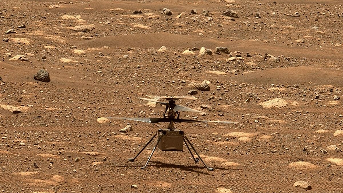 NASA delays first flight of Mars helicopter to April 14