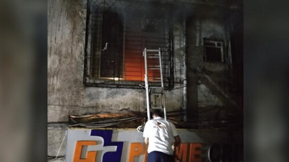 4 killed in Thane hospital fire