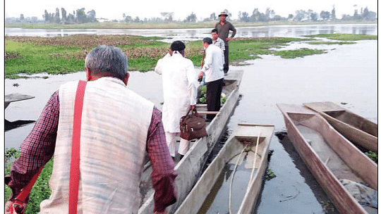 The 'lake' sharks of Manipur all set to swallow Loktak, the largest freshwater lake in the NE