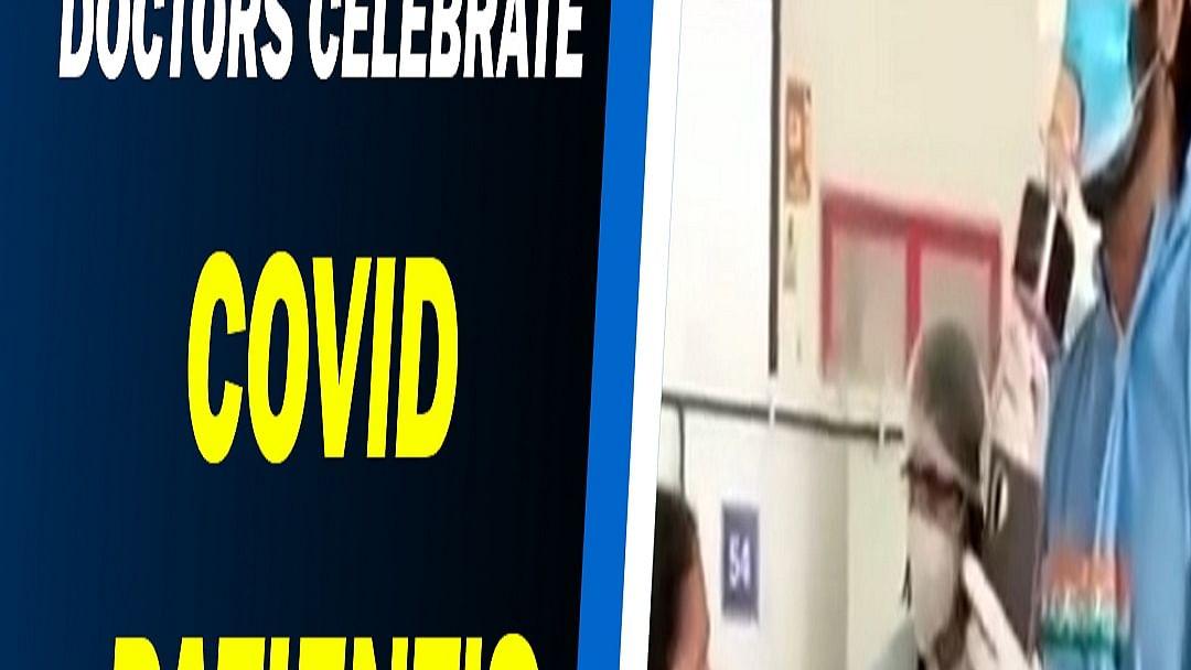 Doctors Celebrate COVID Patient's Birthday