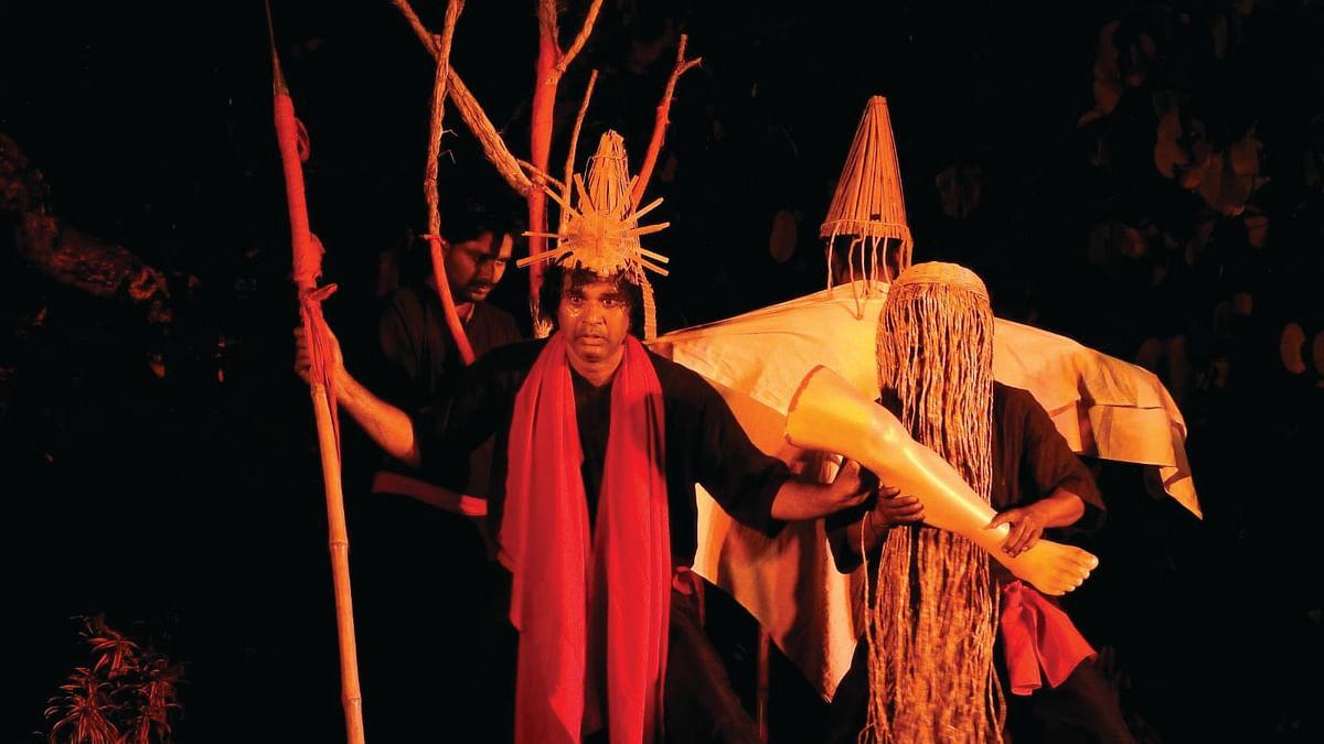 THEATRE- Macbeth in Mamata's Bengal