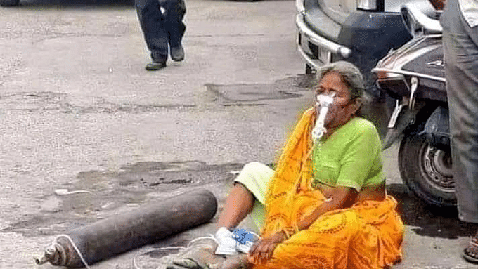 Modi govt squarely to blame for the oxygen crisis in the country