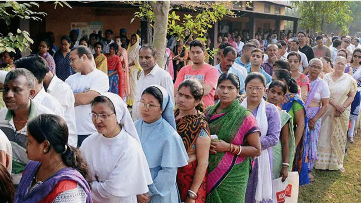 New regional parties and 25 marginal seats hold the key in Assam, which can swing either way