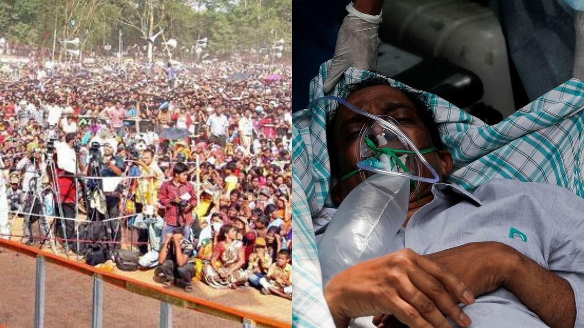 COVID calamity: A democratic govt is responsible to its people, but PM Modi does not bother about the people