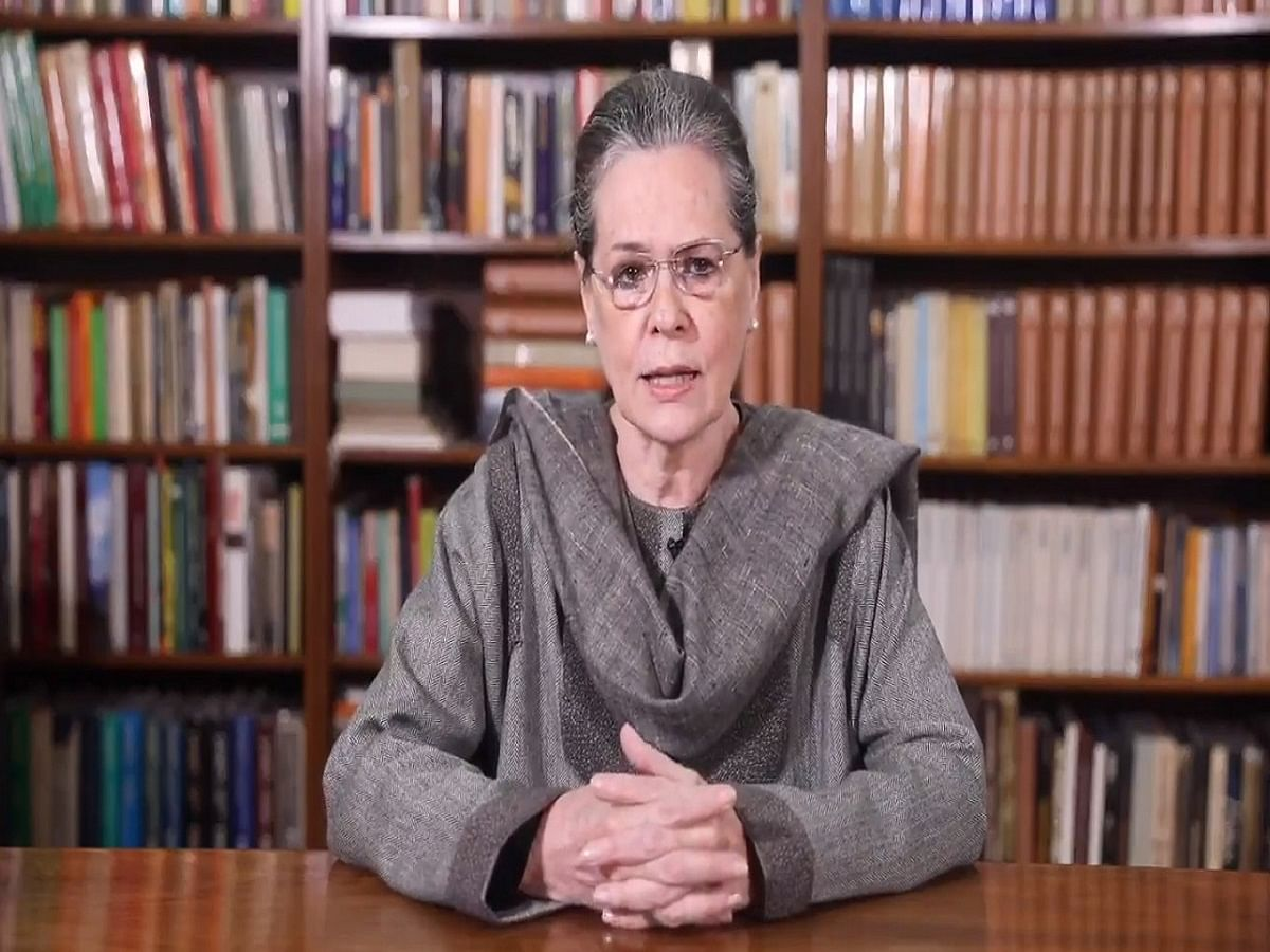 LIVE News: We must fight the diabolical campaign of BJP/RSS ideologically, says Sonia Gandhi
