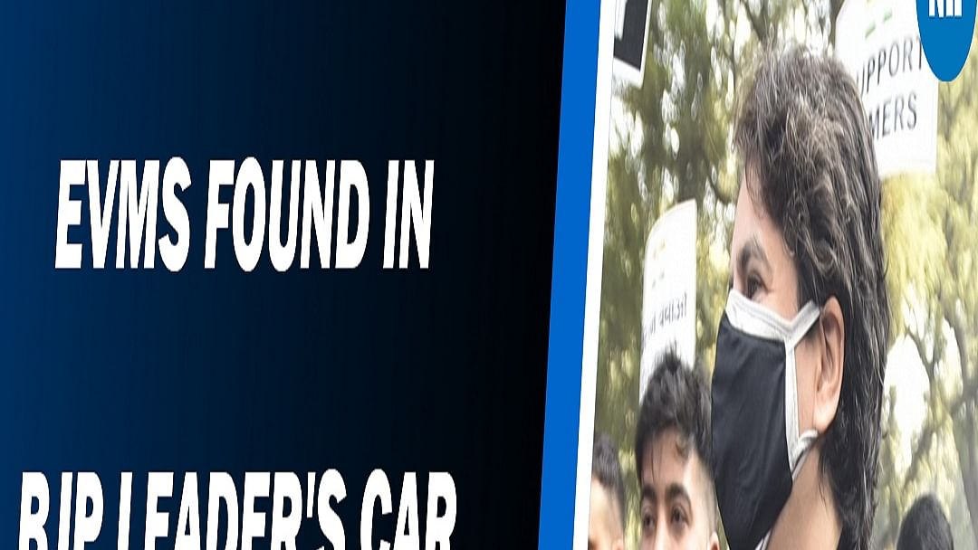 EVMs found in BJP leader's car in Assam, Priyanka Gandhi says EC should act decisively