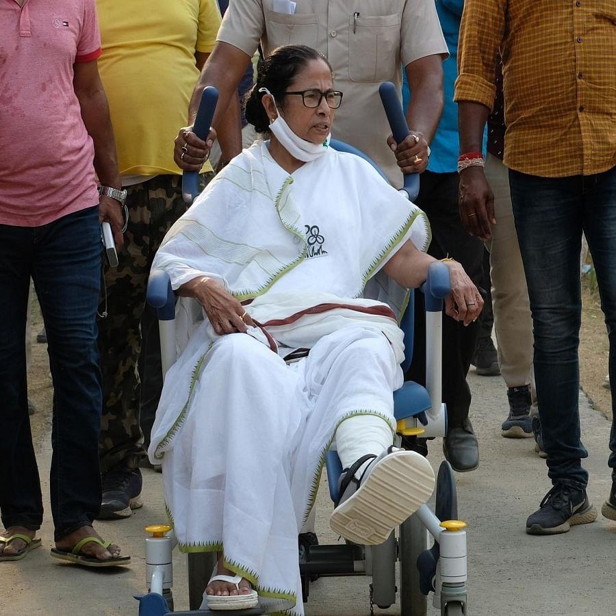 West Bengal Chief Minister Mamata Banerjee (Photo Courtesy: IANS)