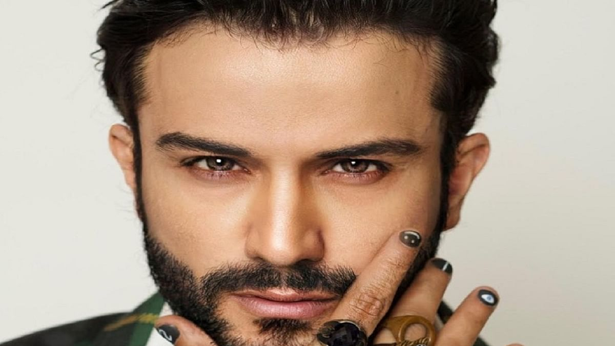 Sahil Salathia makes a strong statement with his nail art
