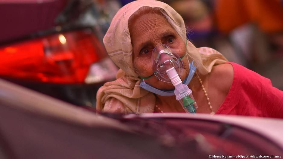 No government support or data of COVID patients dying at home in national Capital for lack of oxygen