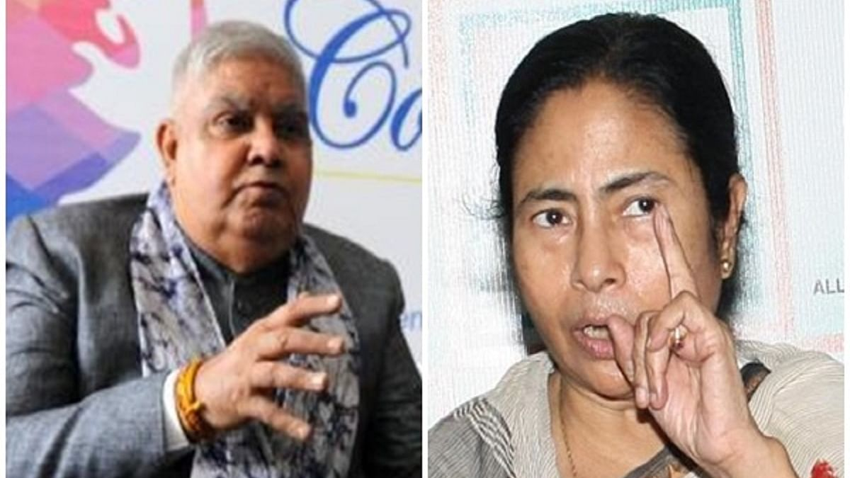West Bengal: CM Mamata Banerjee writes to PM, President, demands change of governor