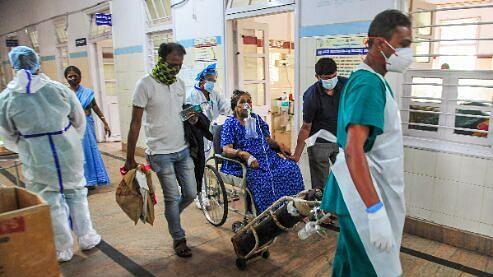 Karnataka: 24 dead in Chamarajanagar district hospital due to oxygen shortage