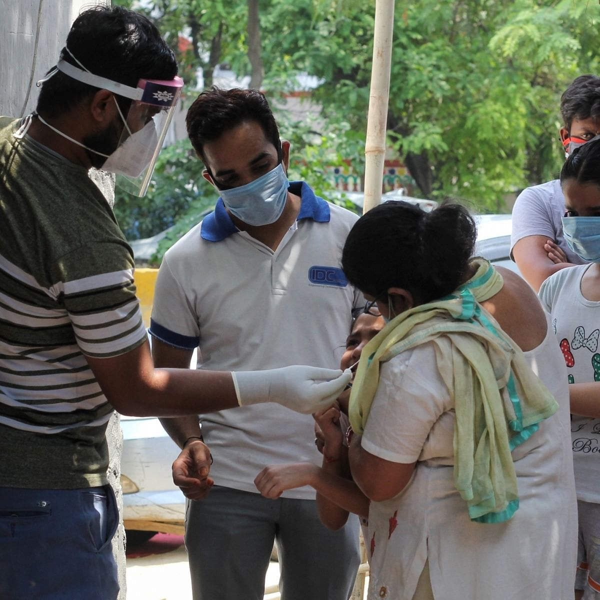 India logs 3.29 lakh COVID cases, 3,876 deaths in 24 hrs