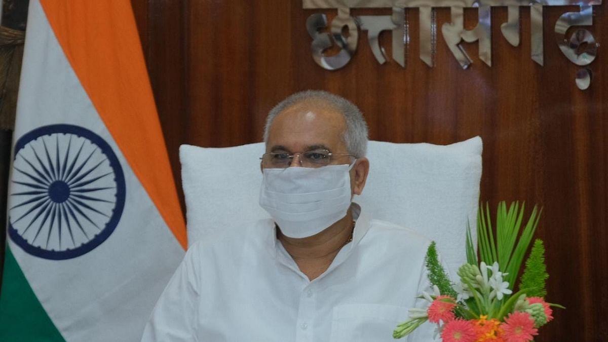 Chhattisgarh Chief Minister Bhupesh Baghel (Photo Courtesy: IANS)