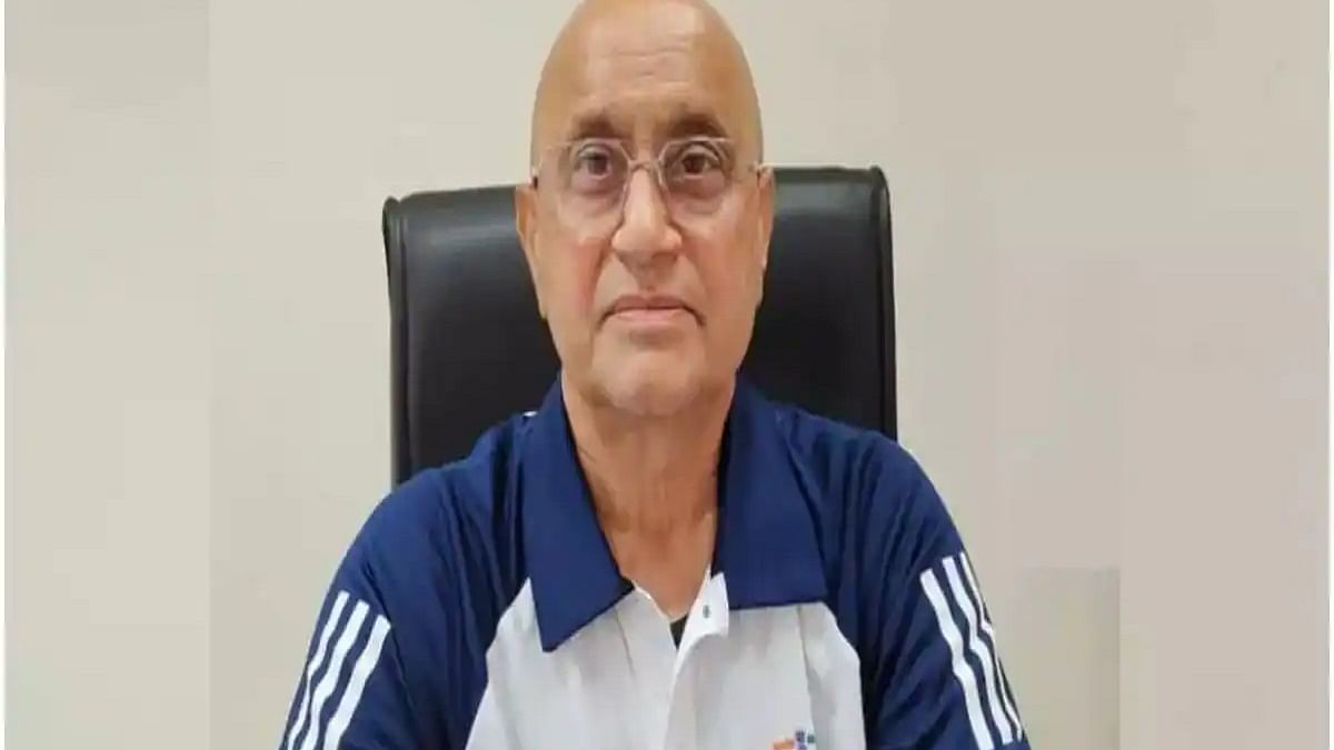 Former India hockey player and coach M K Kaushik