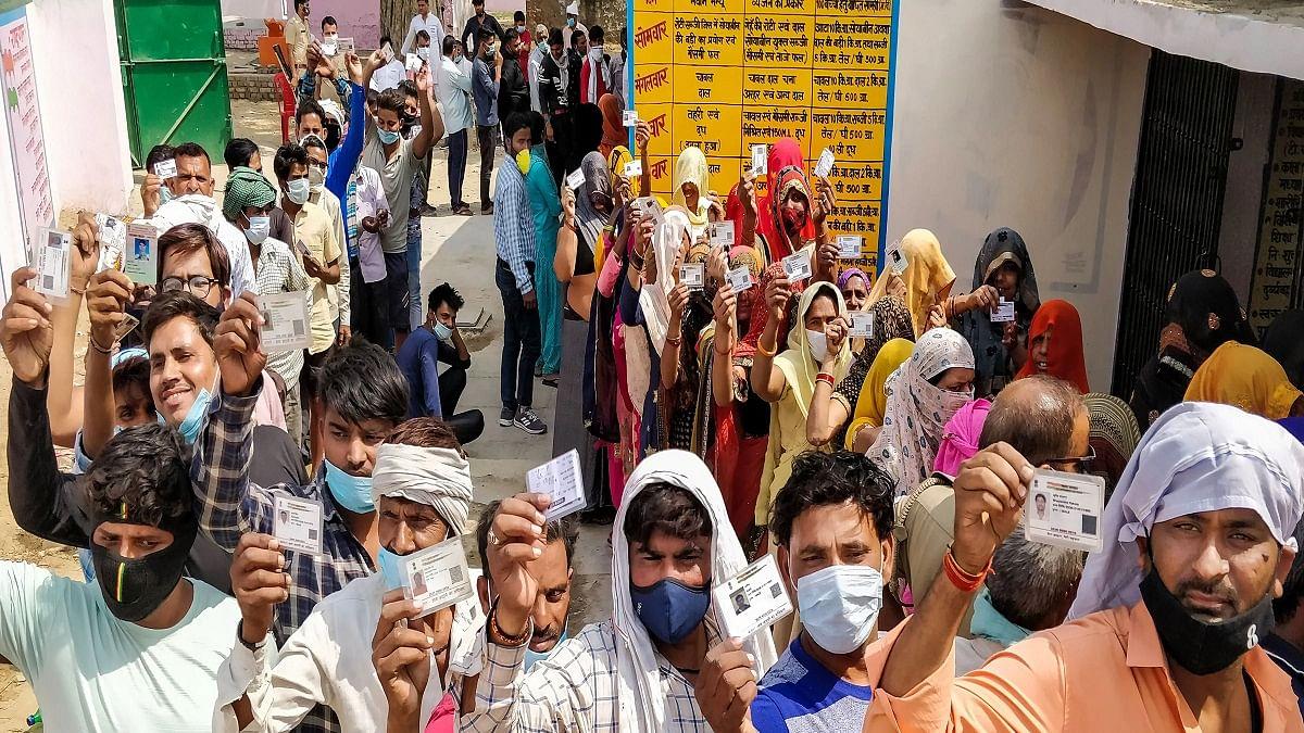 UP Panchayat Election Results 2021: BJP facing crushing defeat