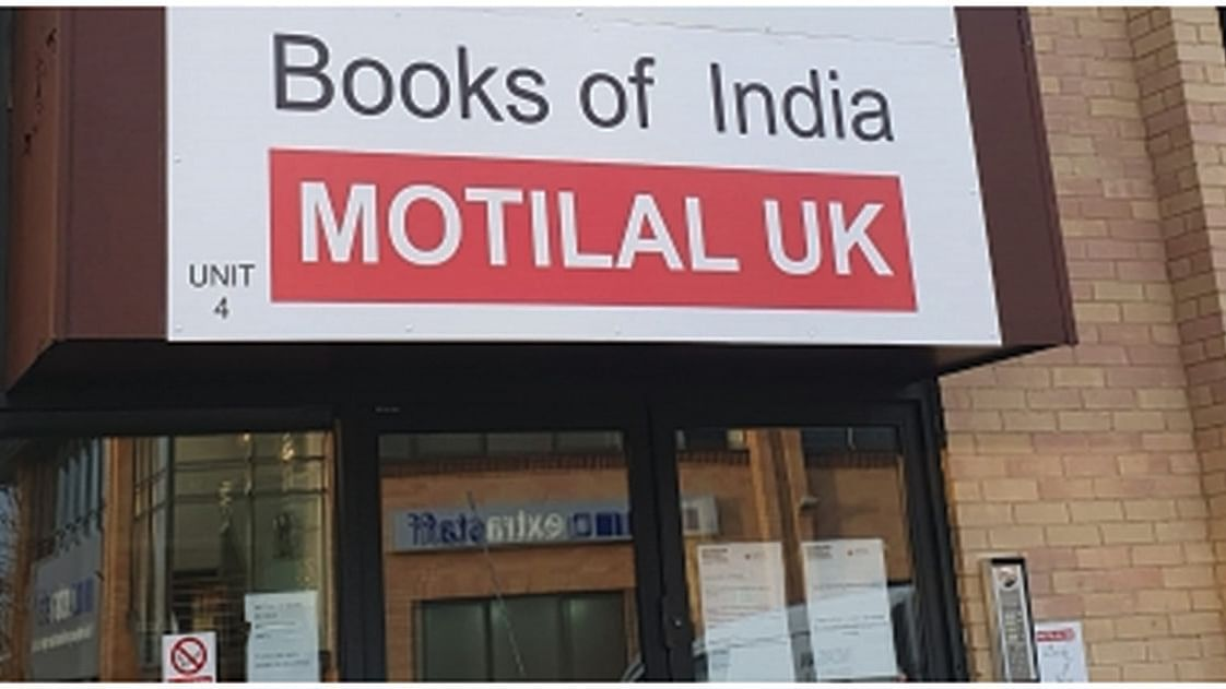 A New Zealander in London selling books from India