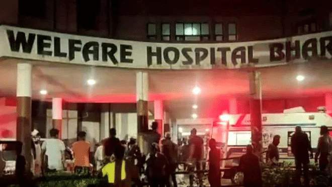 Gujarat government faces HC fire over COVID-19 hospital blaze