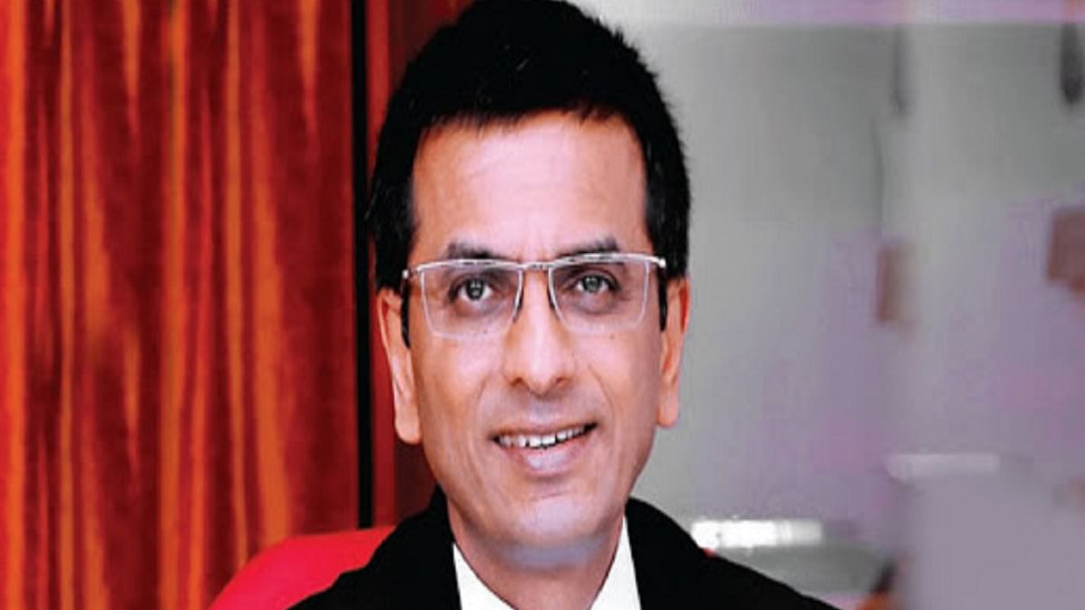 """Shouldn't misuse anti-terror law to """"quell dissent"""", says Justice Chandrachud"""