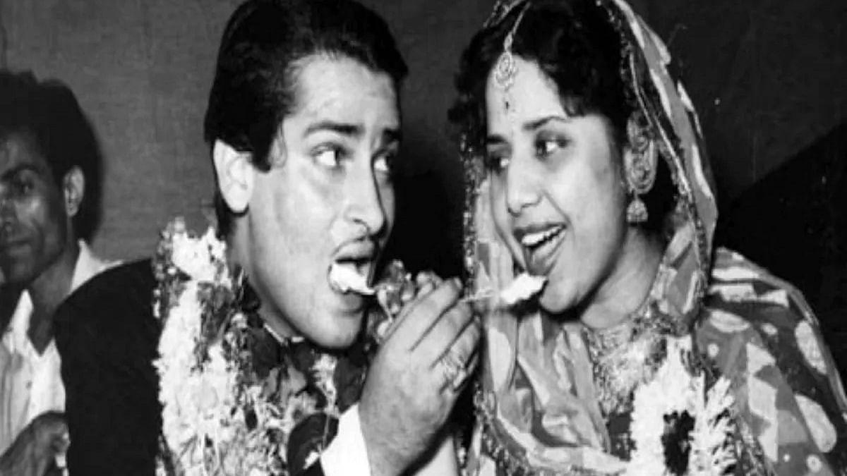 Shammi Kapoor and Geeta Bali (Photo Courtesy: Social Media)