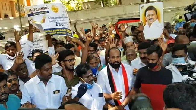 Congress-DMK alliance wins Tamil Nadu, Puducherry slips away