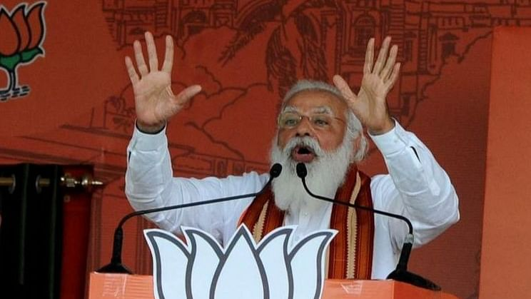 PR and 'high level' meetings not enough to salvage 'Brand Modi' on oxygen