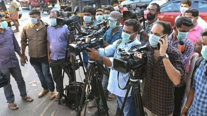 235 journalists have succumbed to COVID-19 in India since the pandemic hit last year