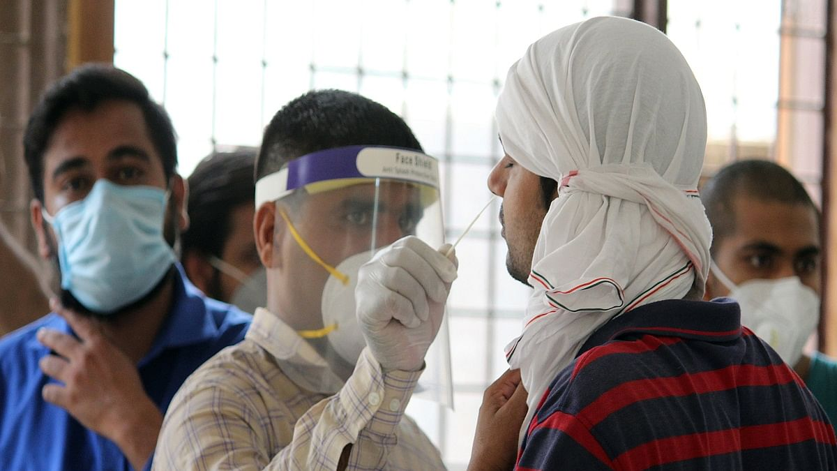 India conducting 18-20 lakh COVID tests a day: ICMR