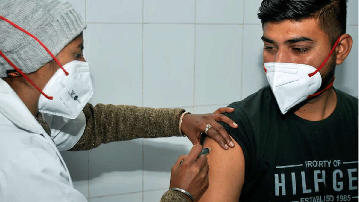UP health minister denies existence of 'no vaccination' order for non-residents between 18 and 44 years