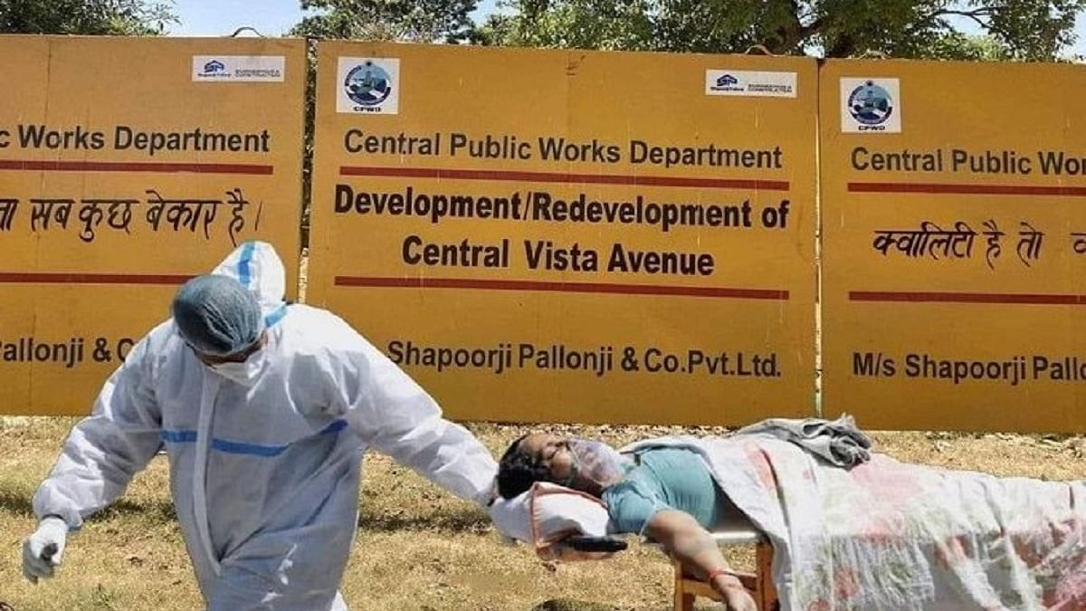PIL against Central Vista construction another attempt to stall project: Centre to Delhi HC