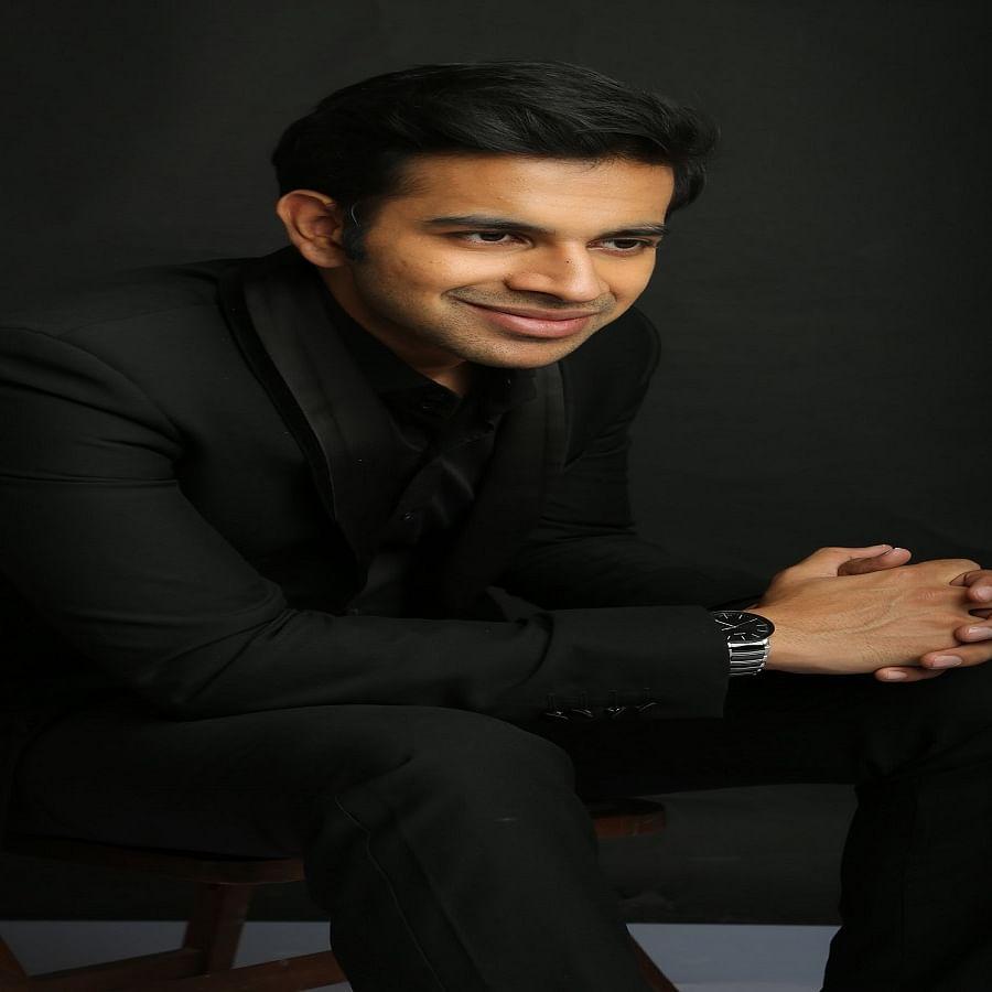 Actor Sambhav Jain