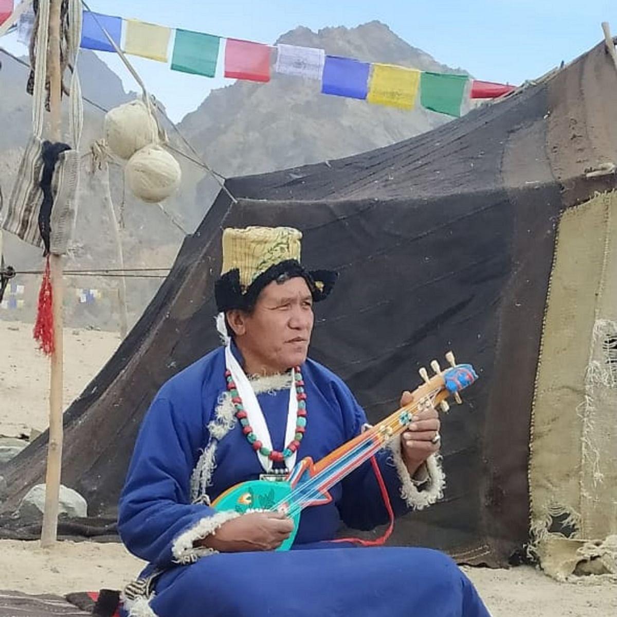 Tsering Angchuk