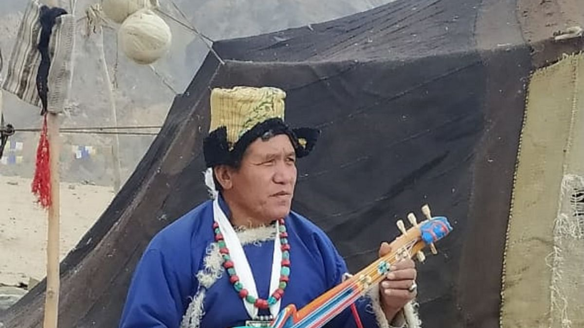 Pastoral folk music from the hills of Ladakh