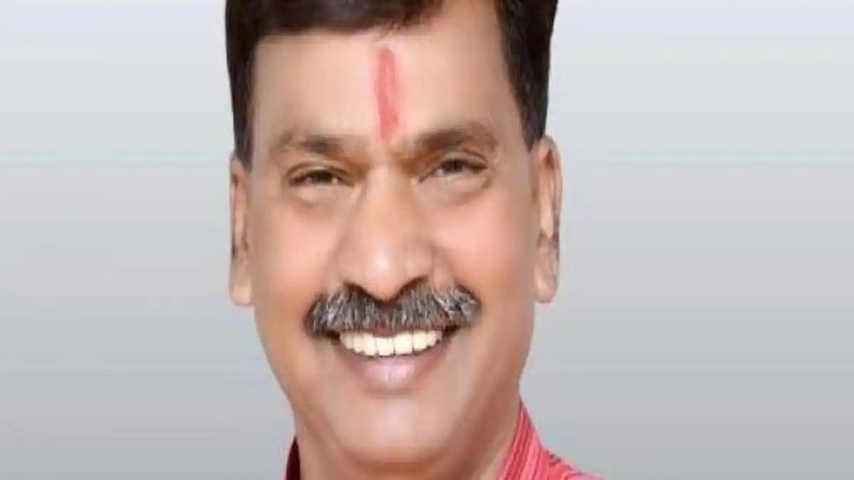 UP BJP MLA worries about sedition charge if he talks too much