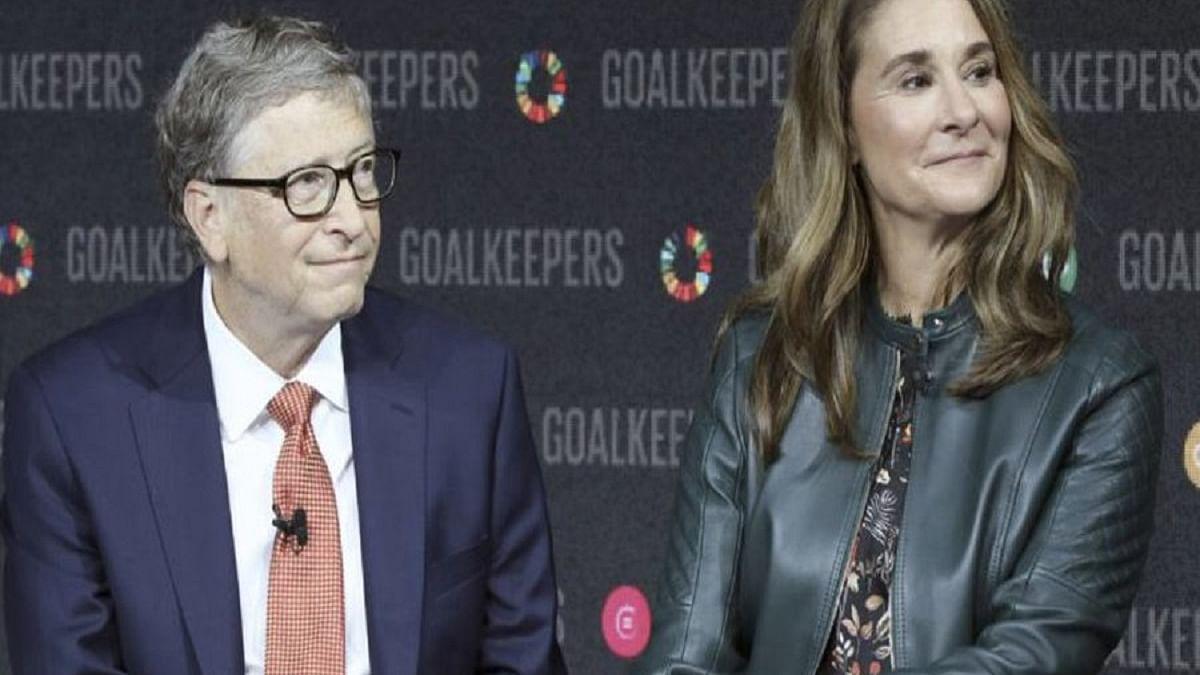 Bill Gates and Melinda Gates (Photo Courtesy: Twitter/@Forbes)