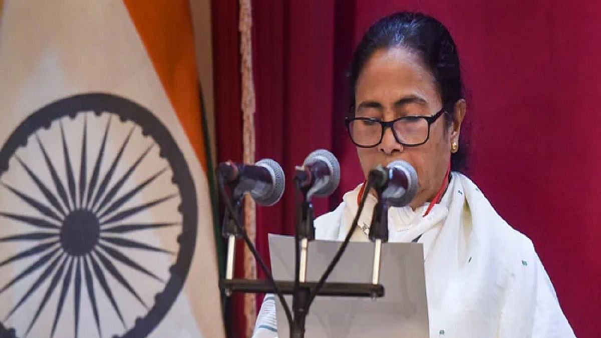 Unbecoming for West Bengal Governor to bring up post-poll violence at Mamata Banerjee's swearing in ceremony