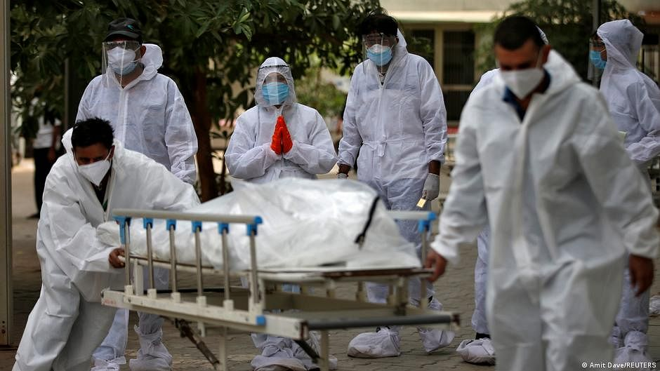 Panel suggests WHO should have more power to stop pandemics