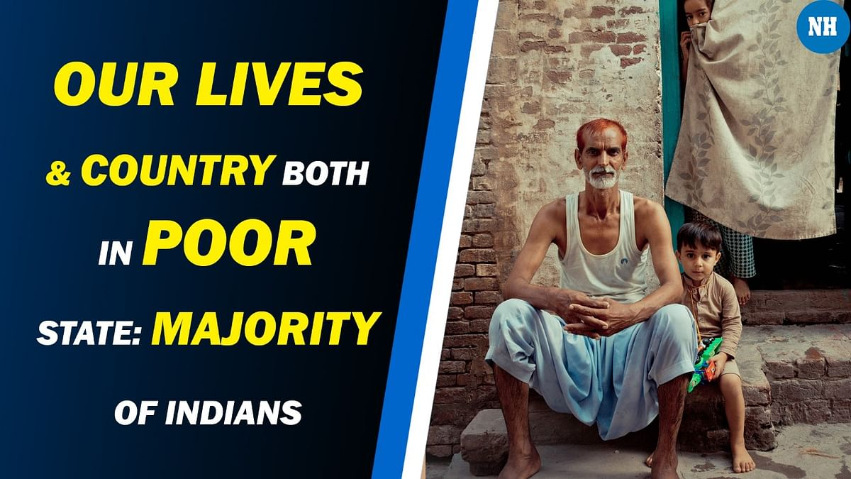 Majority of Indians say their lives & country both in poor state: Survey
