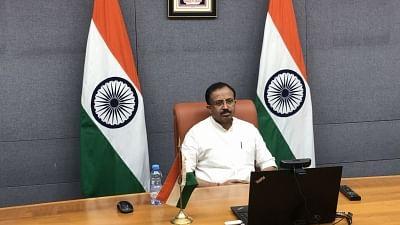 MoS External Affairs V. Muraleedharan (File Photo)
