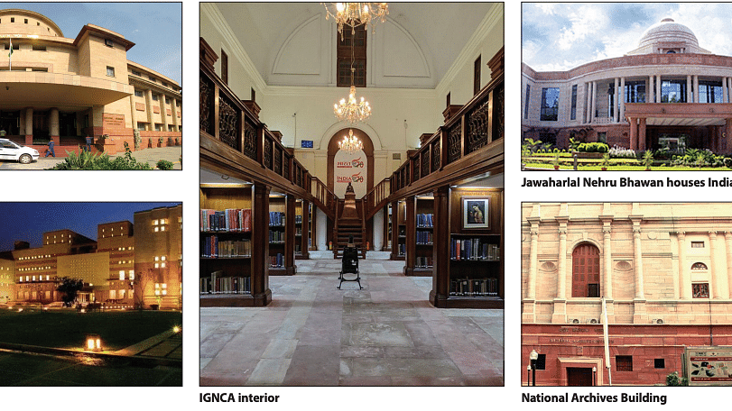 Central Vista Project: Demolition threatens India's national archives