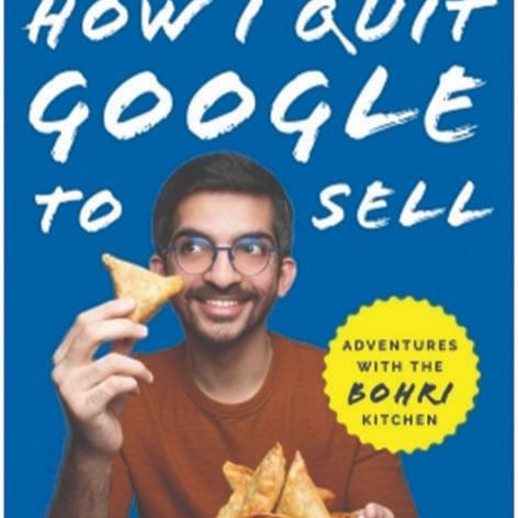 He quit Google to sell samosas