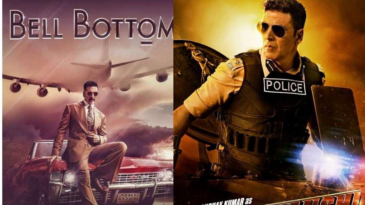 'Sooryavanshi' and 'Bell Bottom' to be released on the same day? Akshay Kumar clarifies rumours