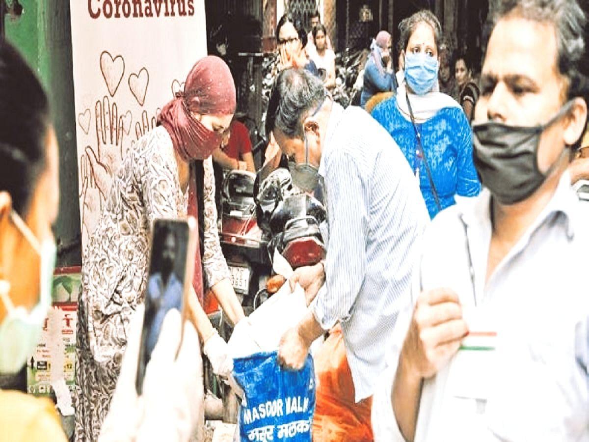 Good Samaritans help society battle COVID-19 pandemic in the capital