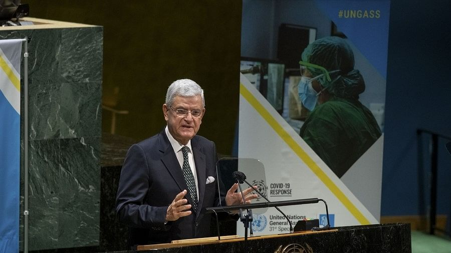UNGA president commends India for 'rich' programme of work during upcoming UNSC presidency