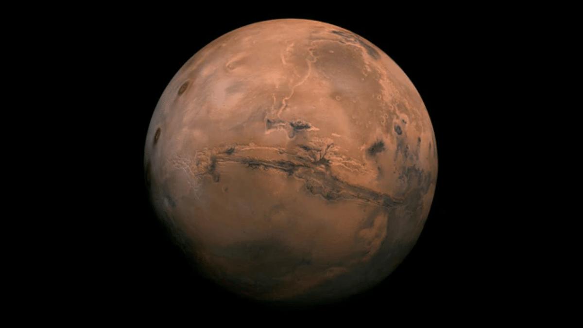 China lands spacecraft on Mars