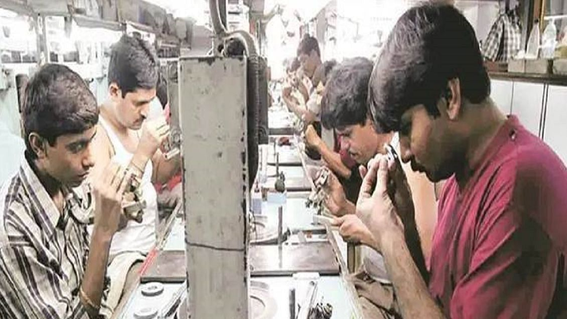 Death and hunger stalk diamond polishing workers in Surat, in Modi-Shah duo's home state Gujarat