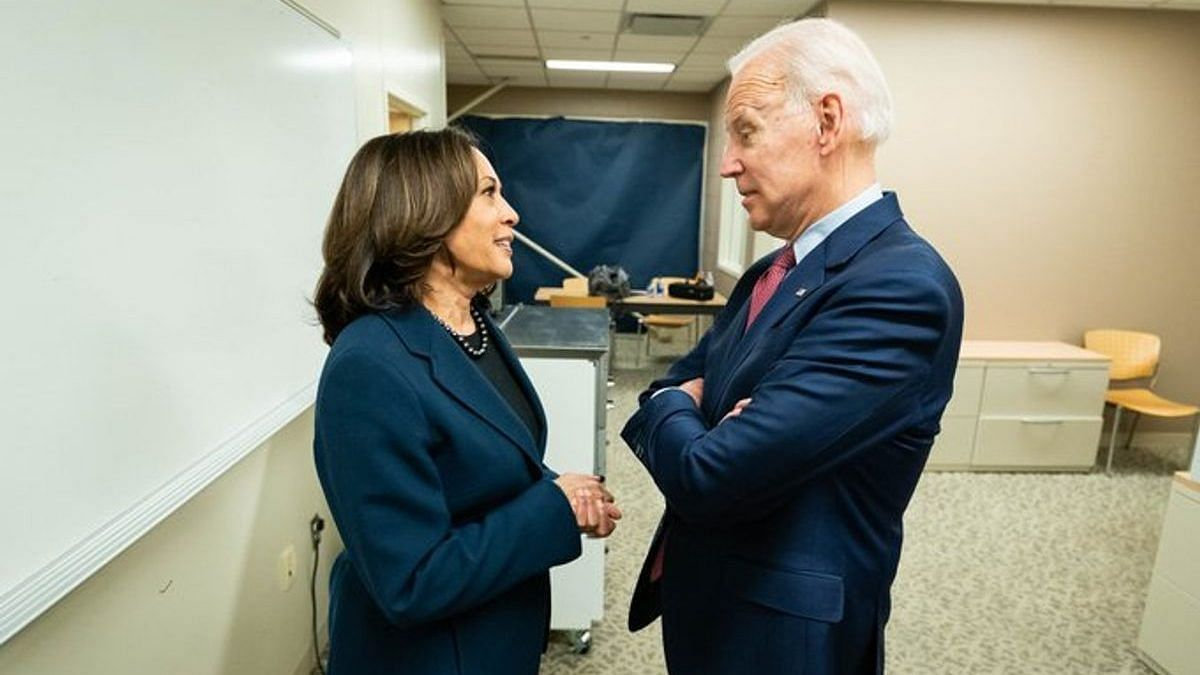 Joe Biden and Kamala Harris release their tax returns