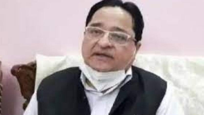 Samajwadi Party MP's bizarre statement on 'aasmani aafat'