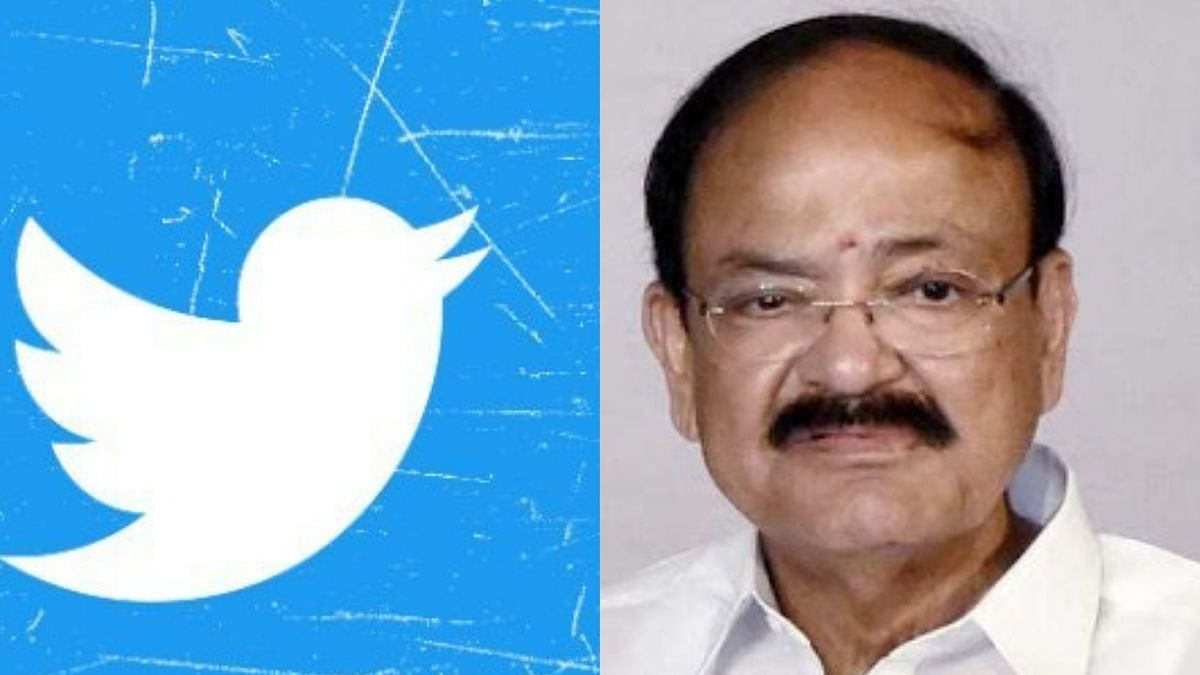 Twitter restores verified blue tick of Vice President's personal handle